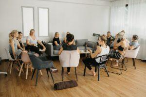 Workshop mit Marcella Simone